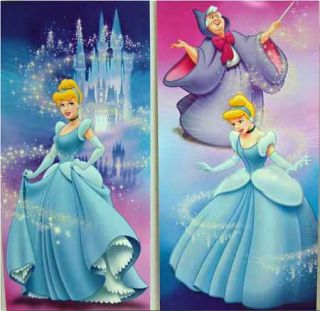 Cinderella Fairy Godmother Wall Mural