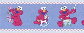 Elmo Wallpaper and Borders