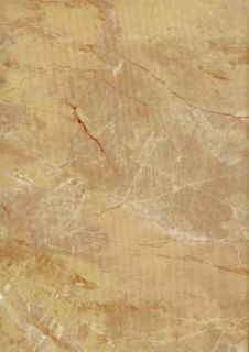 Norwall Beige and Rust Marble Wallpaper