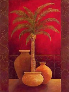 Potted Palm II Wall Mural - 1 left