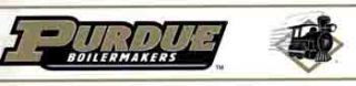 Purdue University Boilermaker Wallpaper Border B7273