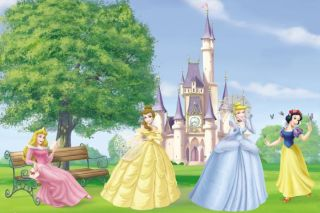 Fantasy Princess Wallpaper Mural