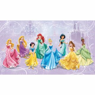 Walt Disney Kids Ii Disney Princesses Royal Mural