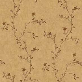Star Pip Berry Wallpaper - York Wallcoverings